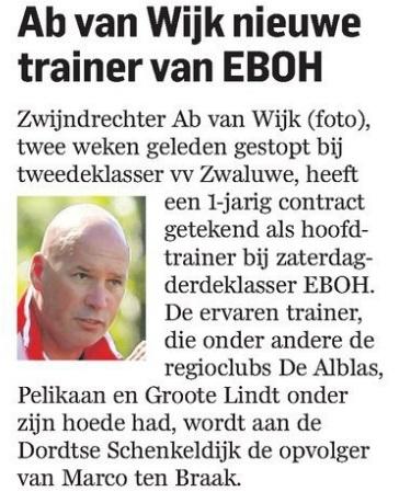 Ab van Wijk